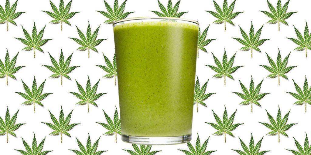 drink weed